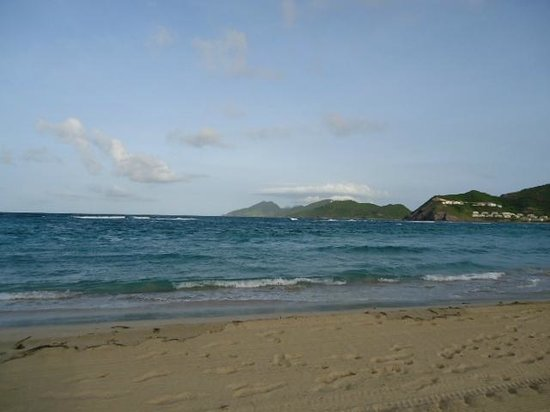 St. Kitts Marriott Resort & The Royal Beach Casino: Beach