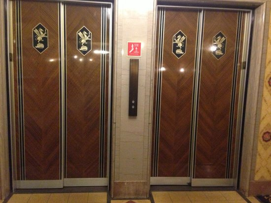The Brown Palace Hotel and Spa, Autograph Collection: Brown Palace Elevators