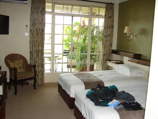 Room 27, Ilala Lodge