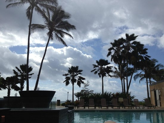 Courtyard by Marriott Kauai at Coconut Beach: Sky