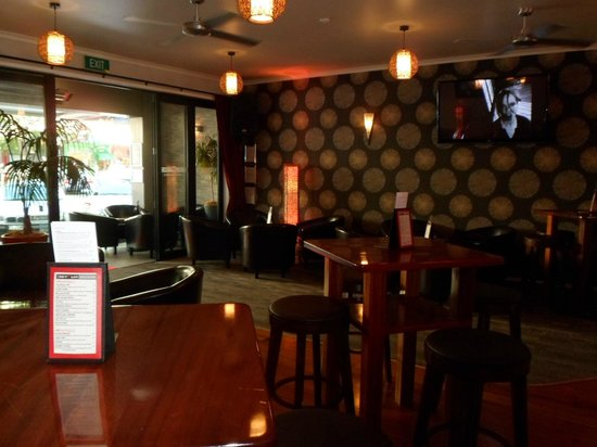 Whakatane, Nowa Zelandia: Detour Bar and Lounge