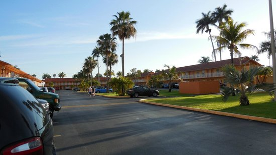 Florida City, Floride : Motel