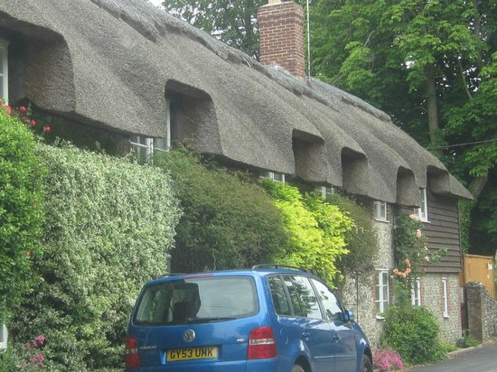 Cottages in Cerne Abbas