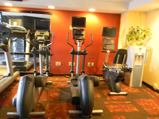 Winston Salem, Βόρεια Καρολίνα: State of the Art Fitness Center