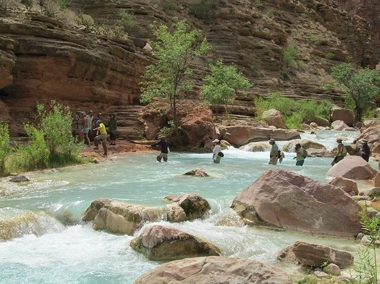 Trout Fishing Picture Of Grand Canyon Expeditions Kanab Tripadvisor