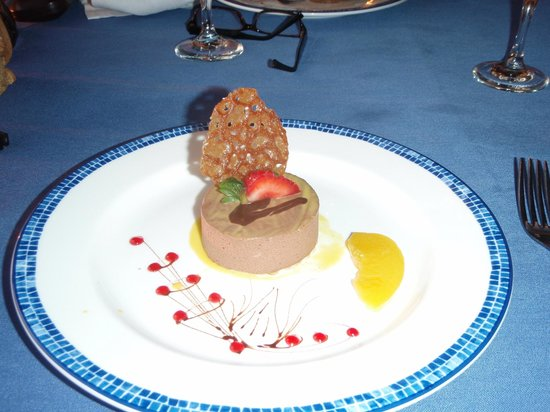 Dreams Puerto Vallarta Resort & Spa: Dessert
