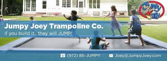 Rockwall, TX: Jumpy Joey Cover Photo.