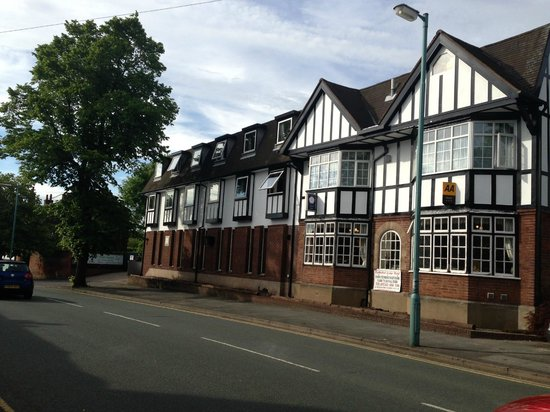 Photo of Cathedral Lodge Hotel Lichfield