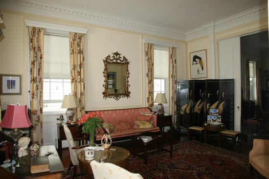 Living Room Picture Of 15 Church Street Bed Breakfast Phillips Yate