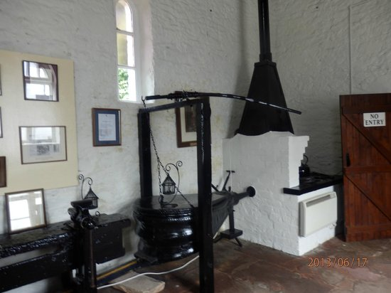 Gretna Green, UK: Blacksmith Shop