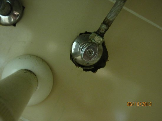 Holes Under Sink Picture Of Clubhotel Riu Bambu Punta