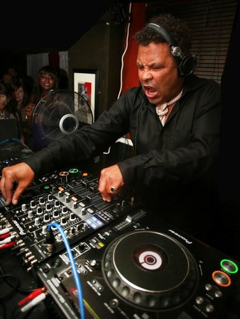 Leamington Spa, UK: Craig Charles funk and soul show at The Clarendon