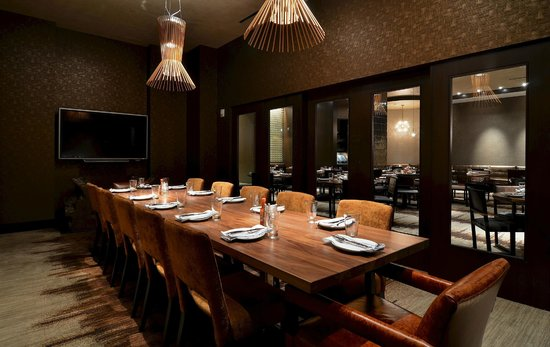 Loews Vanderbilt Hotel: Mason's Private Dining Room