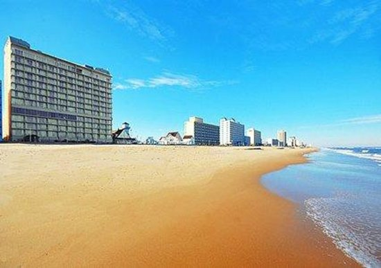 Comfort Inn at the Beach: Comfort Inn Virginia Beach Oceanfront Hotel