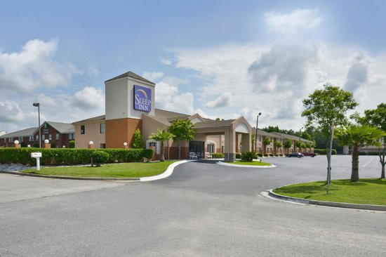 Port Wentworth, Georgien: Sleep Inn I 95 North Savannah
