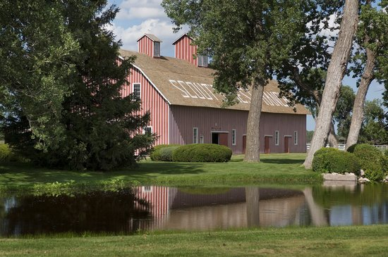 North Platte, NE: The Barn at Buffalo Bill's Scout's Rest Ranch