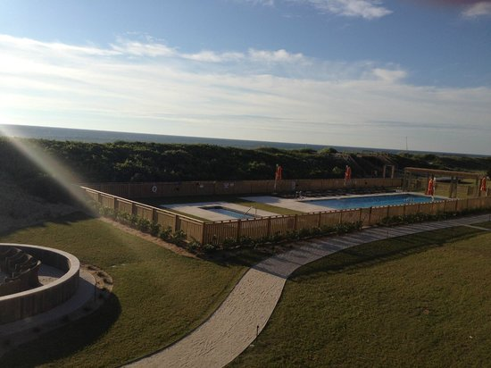 Sanderling Resort: Adult pool and jacuzzi