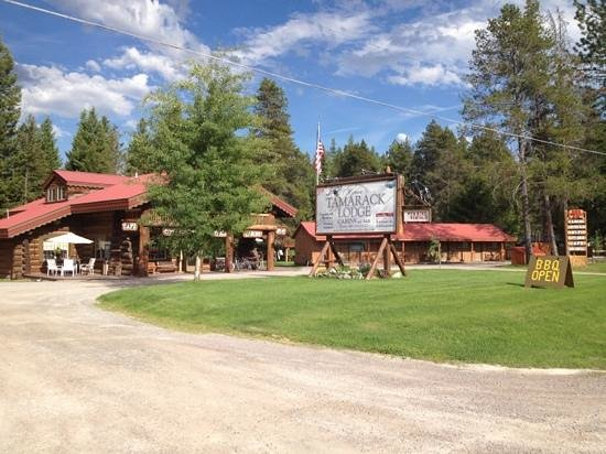 Hungry Horse, MT: BBQ!