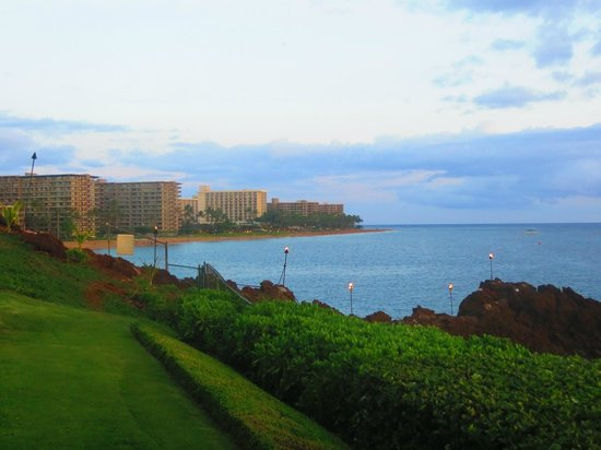 Sheraton Maui Resort & Spa: From our Lanai