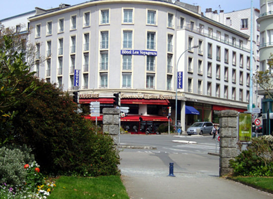 Photo of Hotel Les Voyageurs Brest