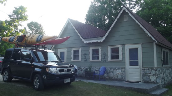 Washington Island, WI: Let's Kayak the Island