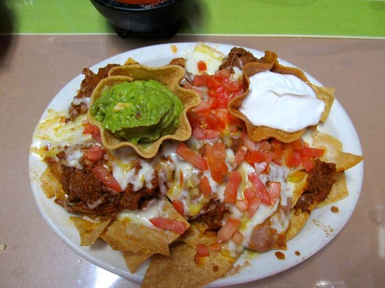 Daly City, CA: Nachos