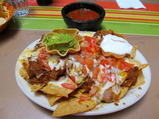 Daly City, CA: Nachos again