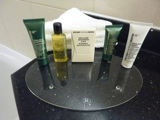 Hilton London Paddington: Hilton Paddington amenities