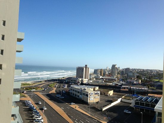 Blouberg, Sydafrika: View From Balcony