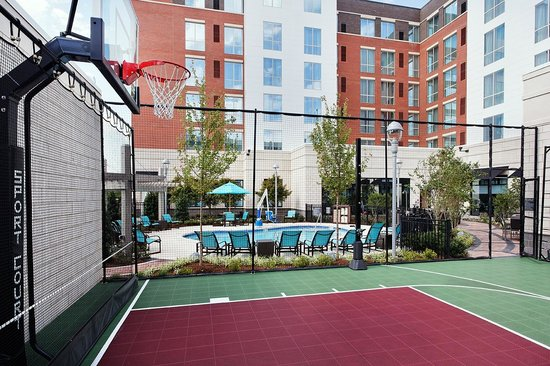 Little Rock, AR: Sport Court