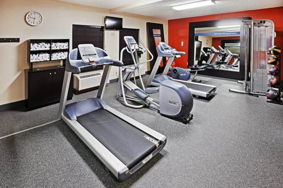 Salina, KS: Fitness Center