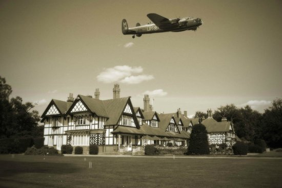 Woodhall Spa, UK: RAF Connection