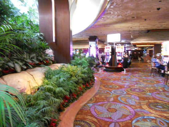 The Mirage Hotel & Casino: le casino