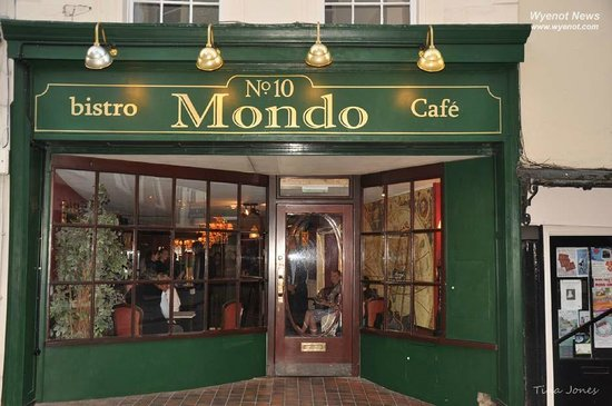 Ross-on-Wye, UK: Bistro Mondo