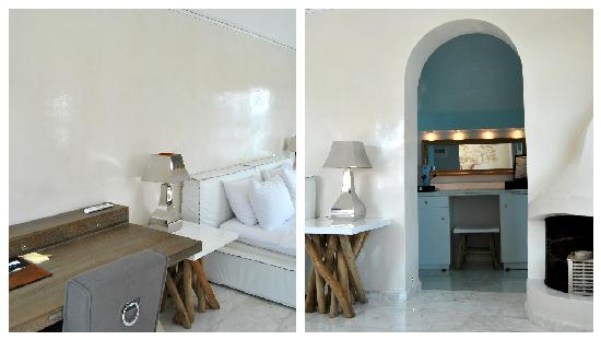 Art Maisons Luxury Santorini Hotels: Aspaki & Oia Castle: suite