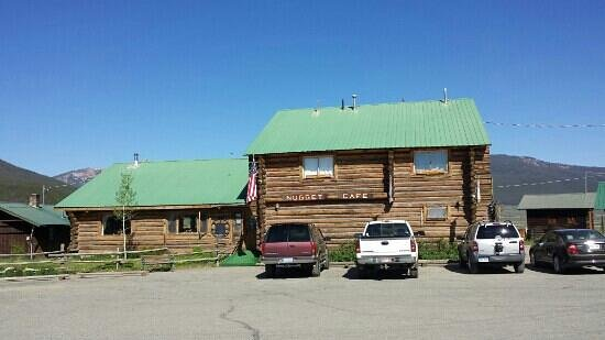 Almont, CO: Nugget Cafe