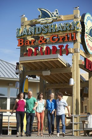 Resorts Casino Hotel: LandShark/Boardwalk