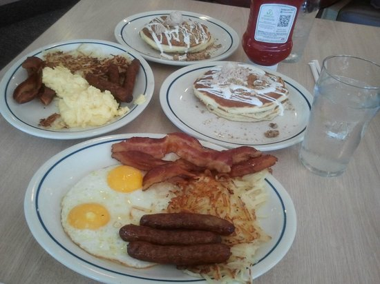 Brooklyn Center, MN: Fathers Day Breakfast on June 16th, so delicious!