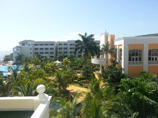 Iberostar Rose Hall Beach Hotel: View from room
