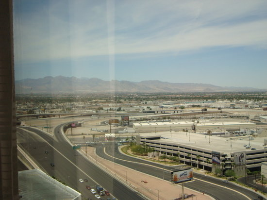Treasure Island - TI Hotel & Casino: View from room