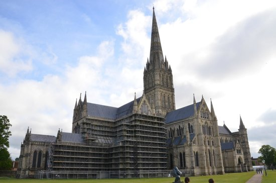 Σόλσμπερι, UK: Salisbury Cathedral