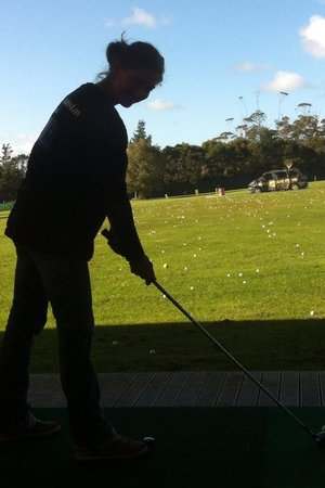 Warkworth, New Zealand: Driving range