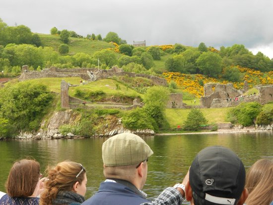 One day Loch Ness tour from Edinburgh