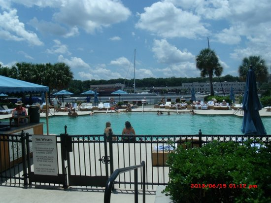 Westin Savannah Harbor Golf Resort & Spa: Pool