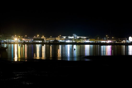 Batemans Bay, Australien: Night Lights