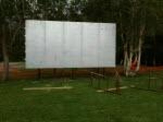 Tewantin, Australië: Outdoor Theater