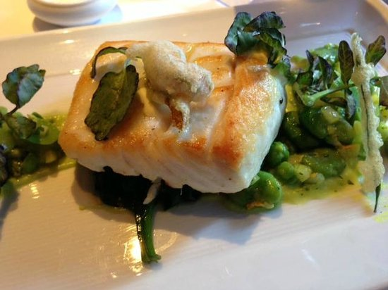Boulevard: Halibut, the way it should be done!