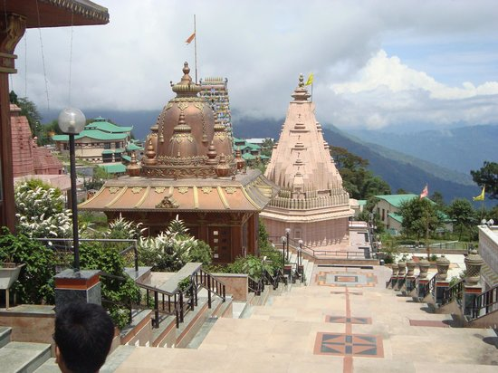 Namchi India  city photos : Namchi, India: Location of Char Dham
