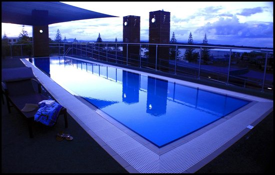 Port Macquarie, Australia: Roof top
