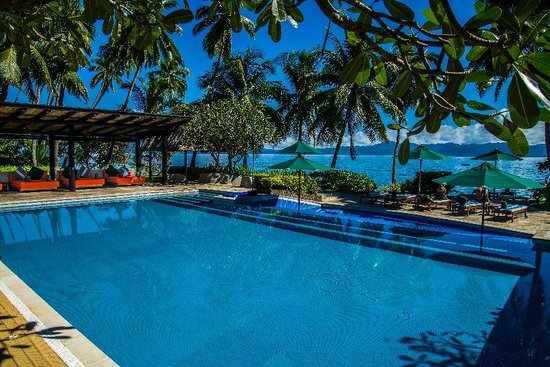 Jean-Michel Cousteau Fiji Islands Resort: Serenity Pool